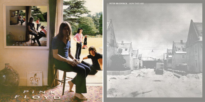 Pink Floyd: Ummagumma, Peter Broderick: How They Are