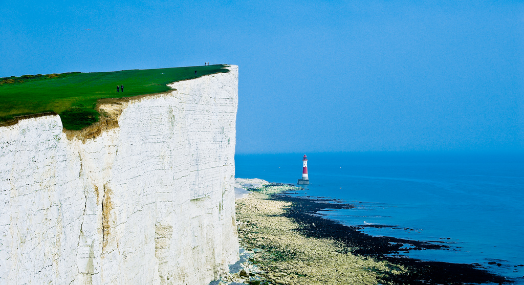 Beachy Head (Photo: Chris Zielecki)