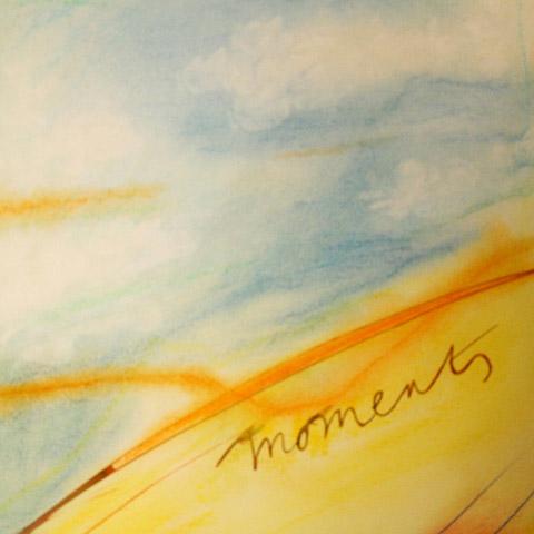 Ben Woods: Moments
