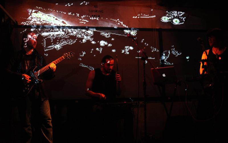 BIINDS live at Madame Claude Berlin