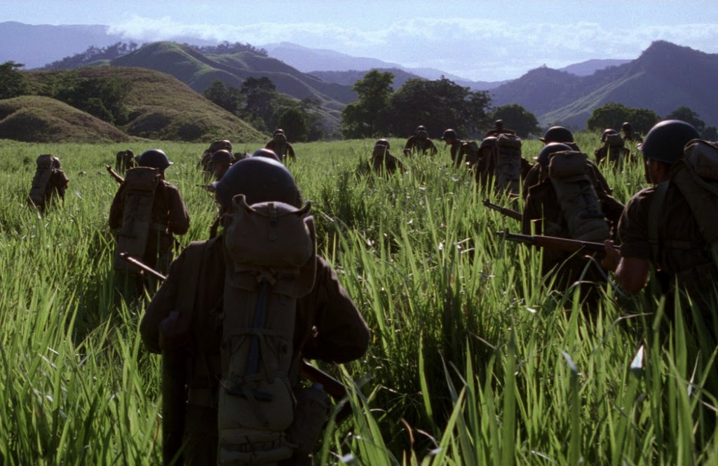Terrence Malick: The Thin Red Line