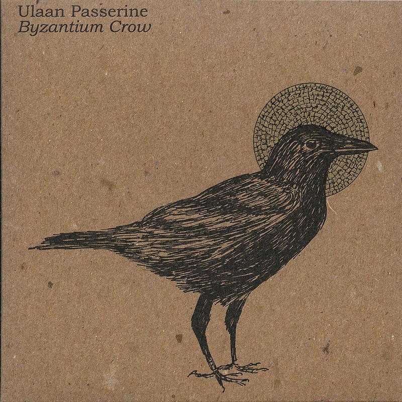 Ulaan Passerine - Byzantium Crow
