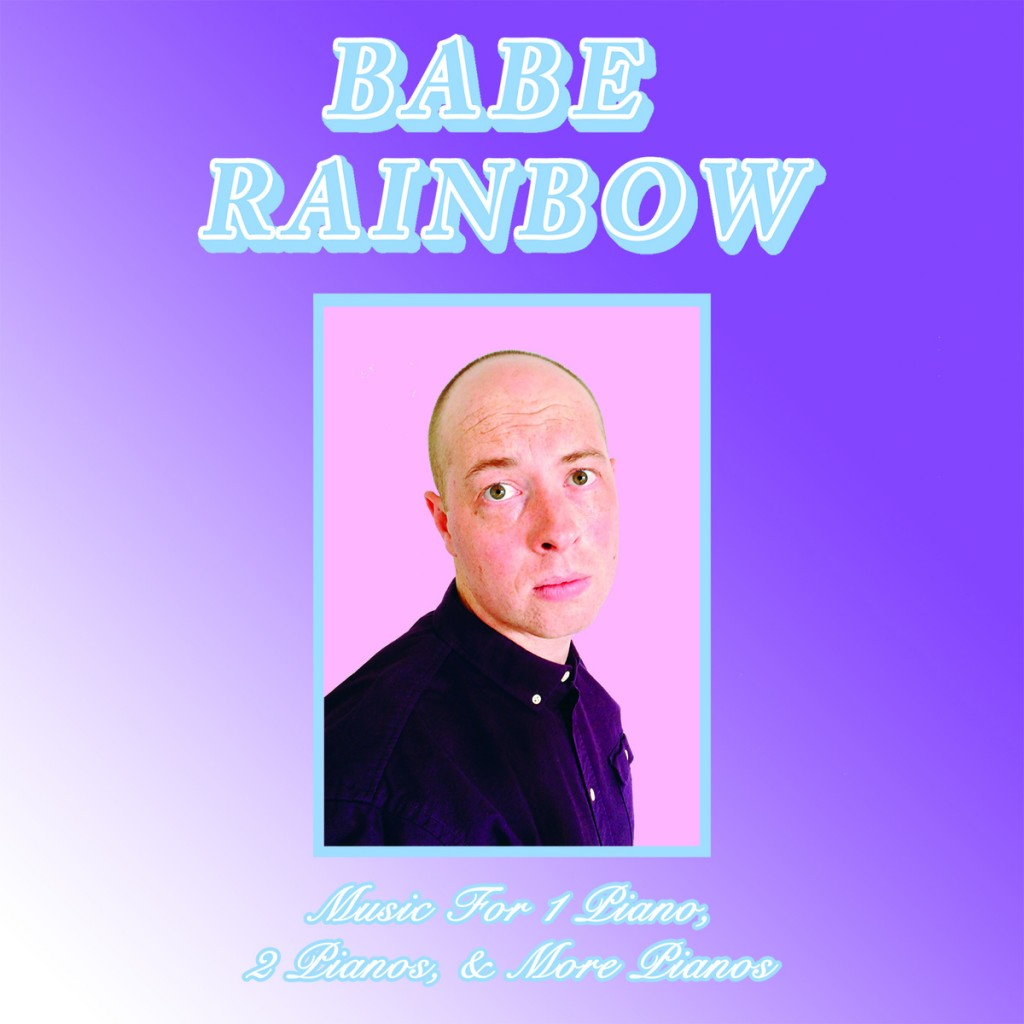 Babe Rainbow - Music For 1 Piano, 2 Pianos, & More Pianos [1080p]