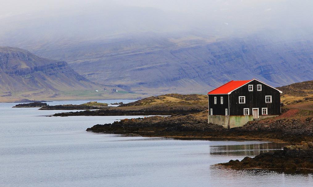 Djúpivogur, Eastern Iceland (Photo: Rodney Topor)