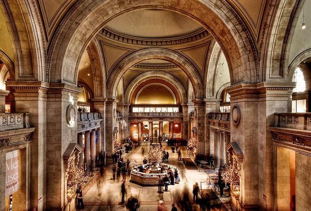 The Metropolitan Museum of Art (New York )(Photo: A. Starkey)
