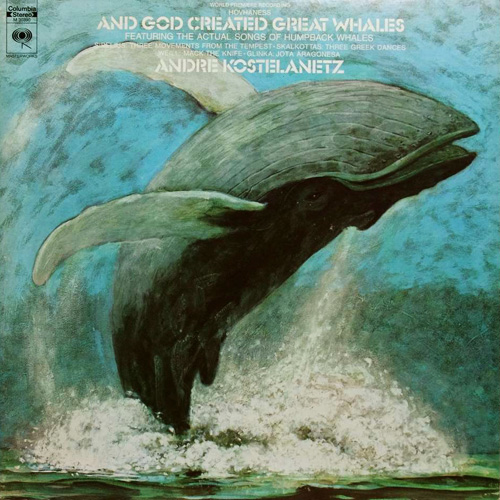 Alan Hovhaness: And God Created Great Whales (1970)