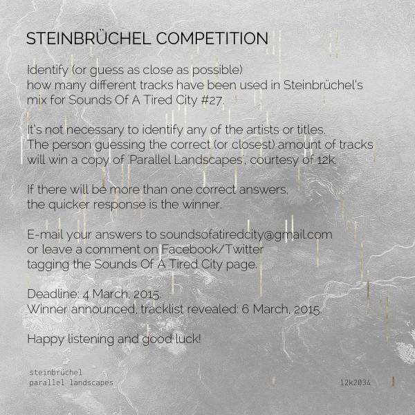 Steinbrüchel Competition