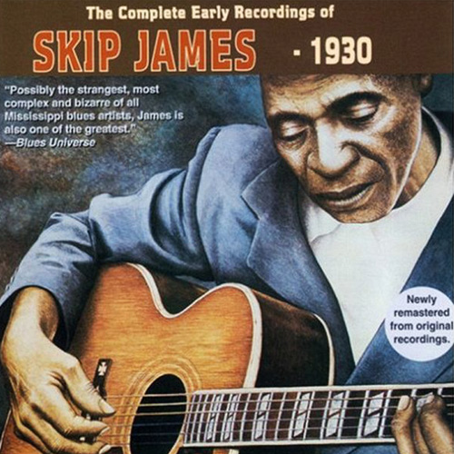 Skip James: Complete Early Recordings (1930)