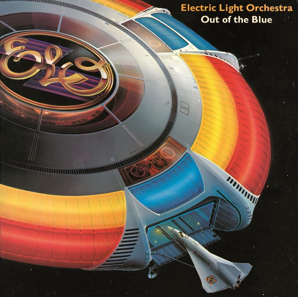 Sounds of a tired city electric light orchestra out of for Lit orchestra