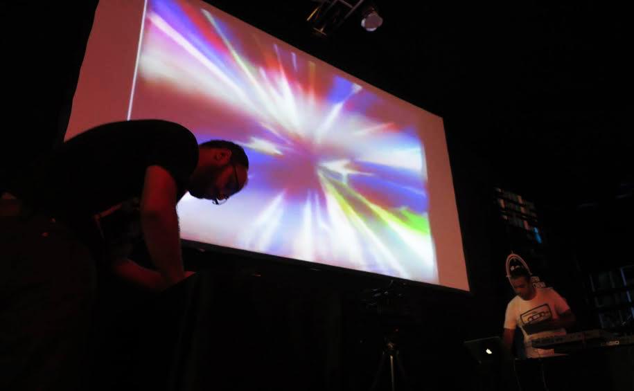 The Innernettes Live @ 18th Mostra de Cinema de Tiradentes, January 2015