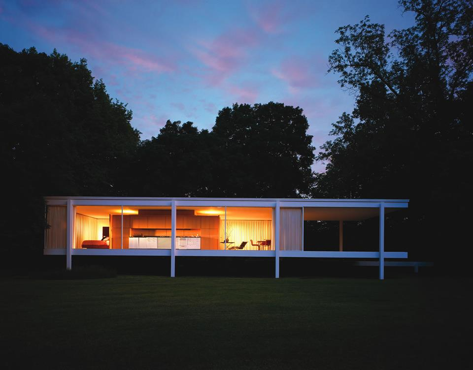 Farnsworth House, Chicago