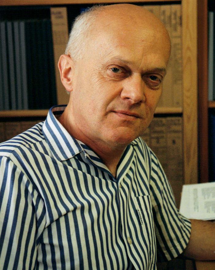 Rózmann Ákos, 1997 (Photo: Gudrun Edel-Rösnes)