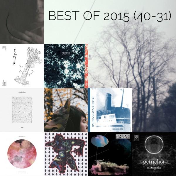 Best of 2015: 40-31
