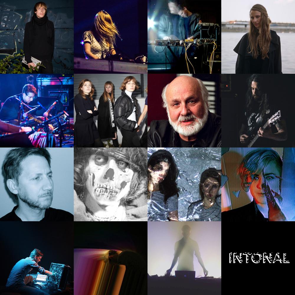 Intonal 2016 Artists