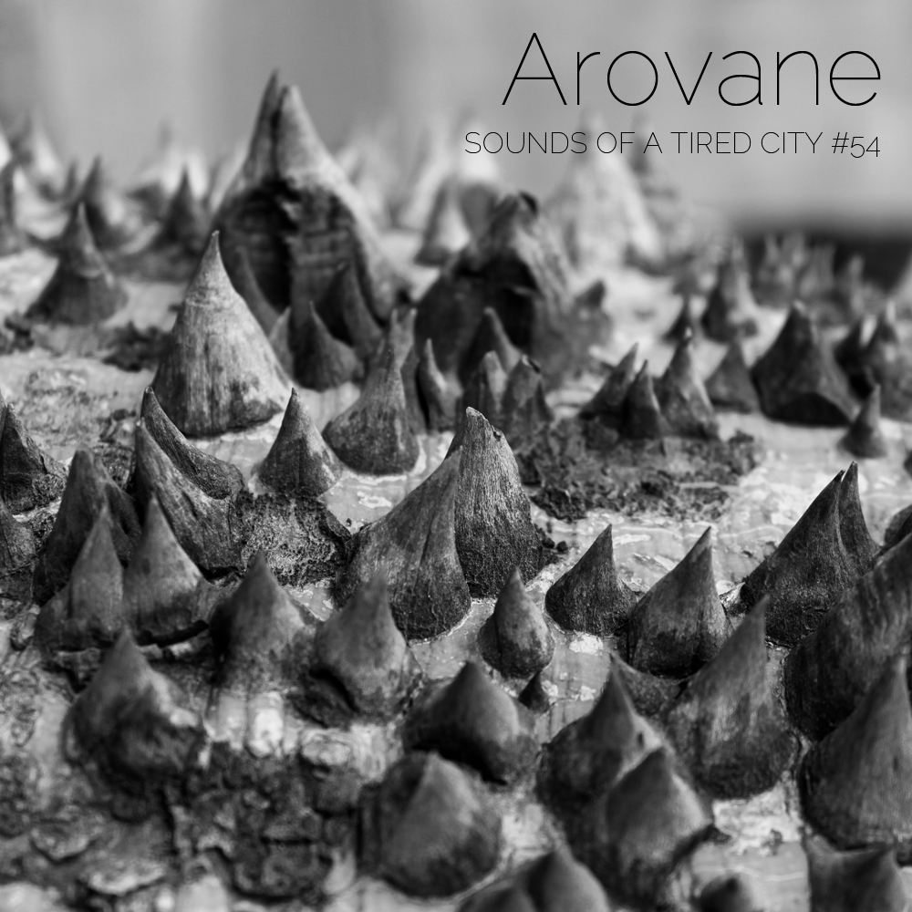 Arovane - Sounds Of A Tired City #54