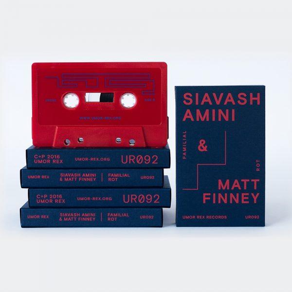 Siavash Amini & Matt Finney - Familial Rot (Umor Rex)