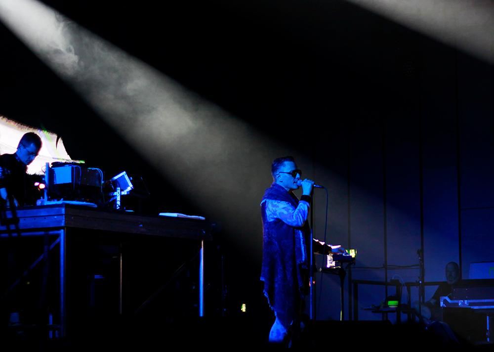 GusGus at Sónar Reykjavík 2018