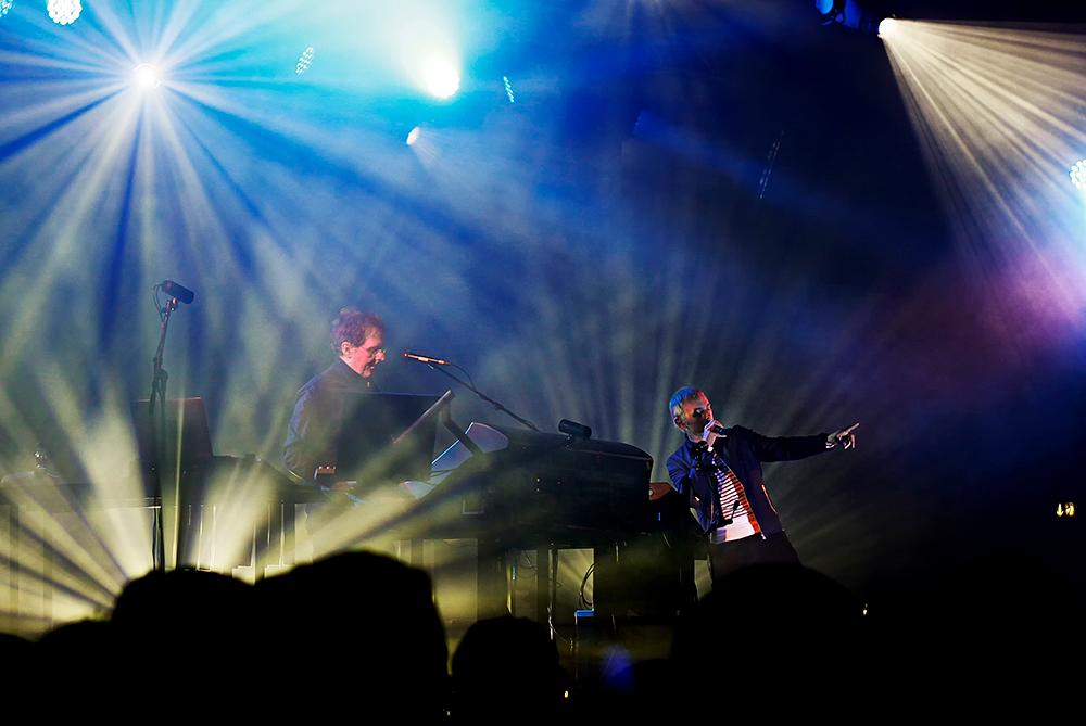 Underworld at Sónar Reykjavík 2018